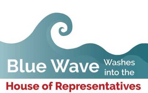 Blue Wave Washes into the House of Representatives