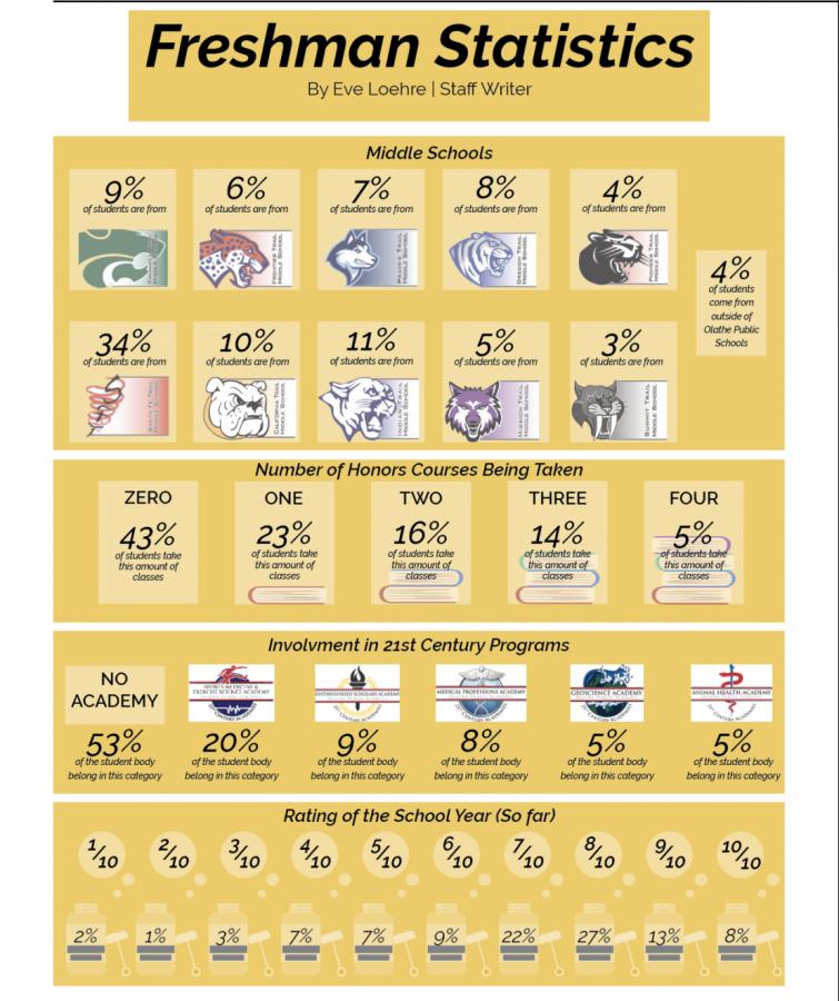 Freshman Statistics