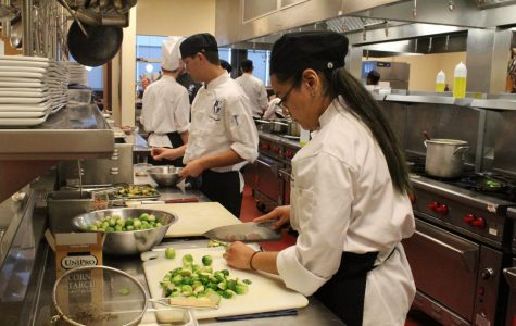A Full Course With Les Arts Culinaires