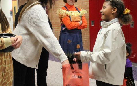 Gallery: Olathe North Trick or Treat Night