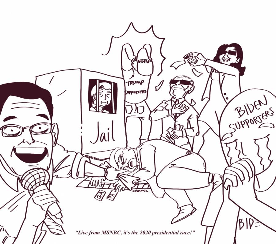 Comic by Sarah Manuel